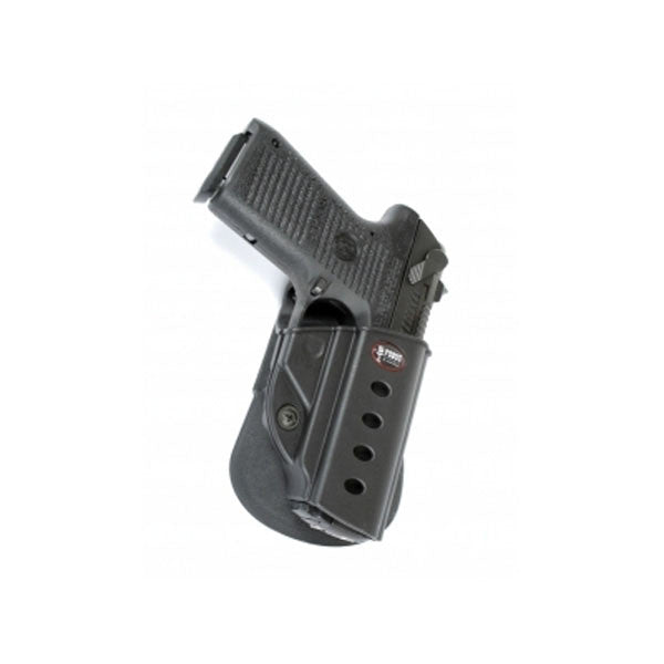 FOBUS Ruger SR45,Ruger American Pistol Right Hand Roto Evolution Belt Holster (HPPRB)