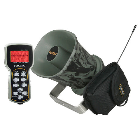 FOXPRO Hellfire Electronic Game Call, Camo (HFC1)
