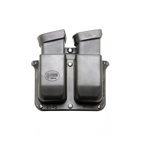 FOBUS Double Stack Double Magazine 45 Caliber Roto-Belt Holster (6945HRB)
