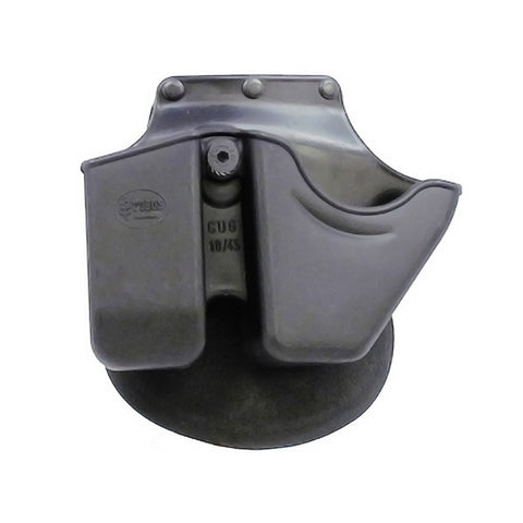 FOBUS FNP45-1911 Double Stack Right Hand Roto-Paddle Holster (CUG1045HRP)