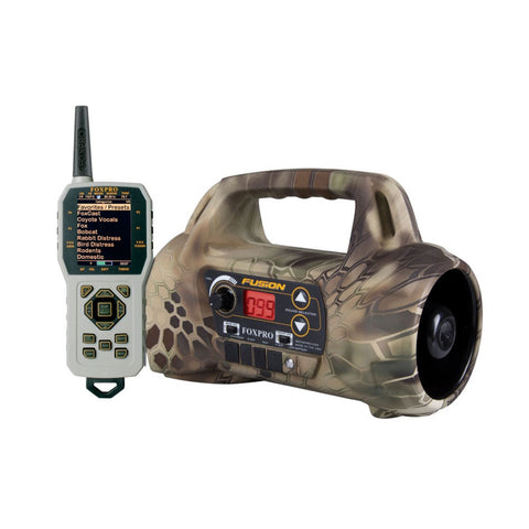 FOXPRO Fusion Kryptek Highlander Camo Electronic Game Call (FUSION KHL)