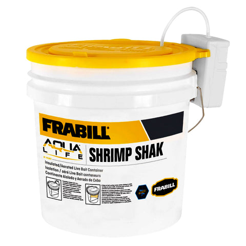 FRABILL Shrimp Shak Bait Holder w/ Aerator (14261)