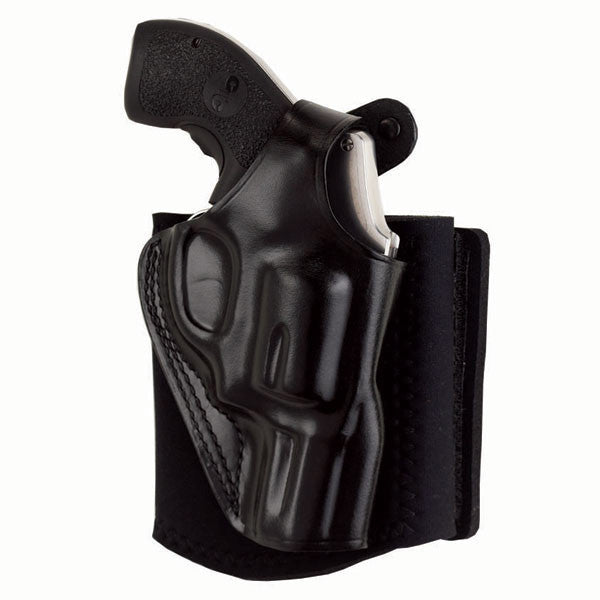 GALCO Ankle Glove Glock 29,30 Right Hand Leather Ankle Holster (AG298)