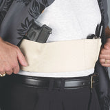 GALCO Belly Band Underwraps Holster, Khaki, Small (UWKHSM)