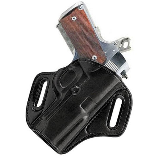 GALCO Concealable Kimber 4in 1911 Right Hand Leather Belt Holster (CON266B)