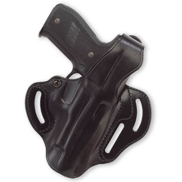 GALCO COP Beretta 92,96 3 Slot Right Hand Leather Belt Holster (CTS202B)
