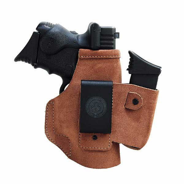 GALCO Walkabout Glock 26,27,33 Right Hand Leather IWB Holster (WLK286)