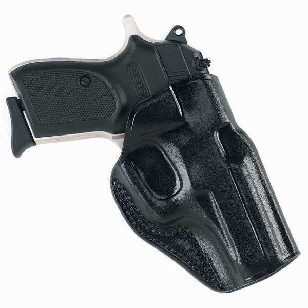 GALCO Stinger Holster, Right Hand, Black, 3 in., 1911, Leather (SG424B)