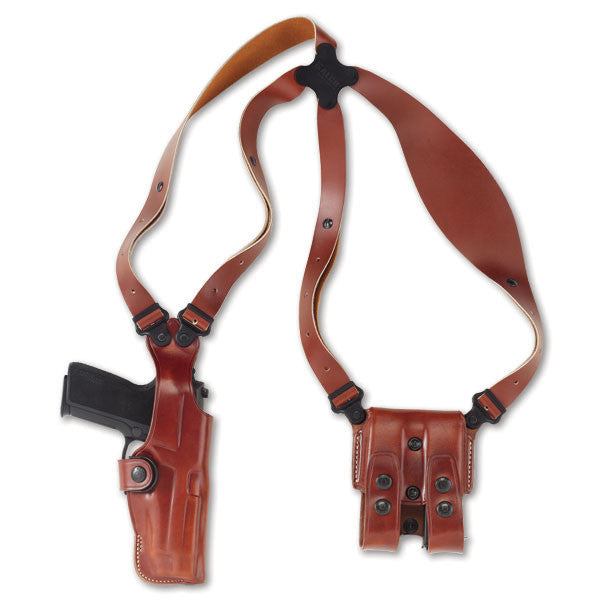 GALCO VHS Colt 5in 1911 Ambidextrous Leather Shoulder Holster (VHS212)