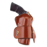 GALCO Wheelgunner Taurus Judge Ambidextrous Leather Belt Holster (WG196)