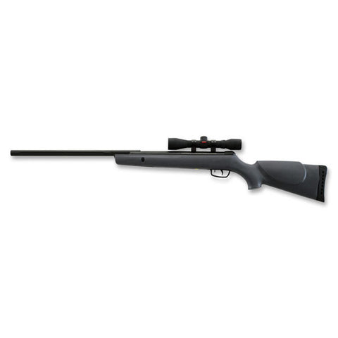 GAMO Big Cat Air Rifle, 22PEL, 975fps, w/4x32 Scope and PBA Platinum Pellets (611004855554)