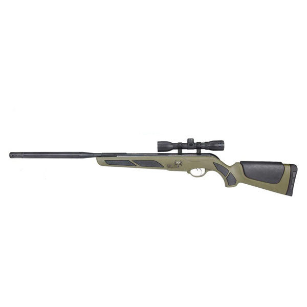 GAMO Bone Collector Bull Whisper Air Rifle, 177PEL, 1300fps, w/4x32 Scope (61100671W54)