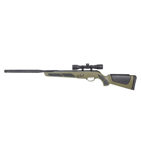 GAMO Bone Collector Bull Whisper Air Rifle, 22PEL, 975fps, w/4x32 Scope (6110067155W54)