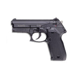 GAMO PT80 CO2 Pistol, 177PEL, 410fps, 4 in. Black Plastic, Semi Automatic (611135054)