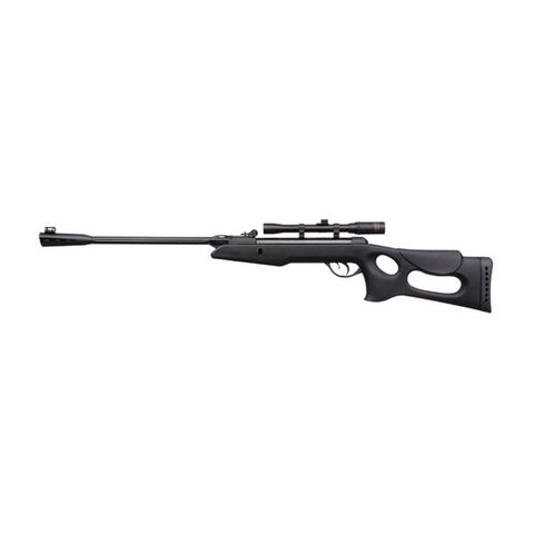 GAMO Recon Whisper Air Rifle, 177PEL, 750fps, 19.4 in. w/4x20 Scope (6110025954-W)