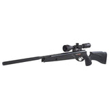 GAMO SOCOM Extreme Air Rifle, 177PEL, 1600fps, w/3-9x50 RGBD Scope, PBA Pellets (611007754)