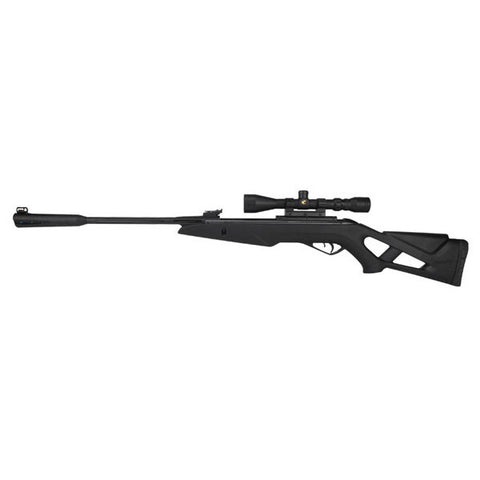 GAMO Silent Stalker Whisper Air Rifle, 22PEL, 975fps, 18 in. w/3-9x40 Scope (611004925554)