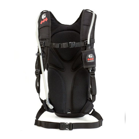 GEIGERRIG Rig 500 Hydration Pack, Black (G2-500-BK)