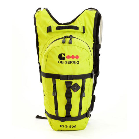 GEIGERRIG Rig 500 Hydration Pack, Citrus (G2-500-CT)