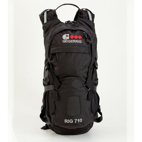 GEIGERRIG Rig 710 Hydration Pack, Black (G4-710-BK)
