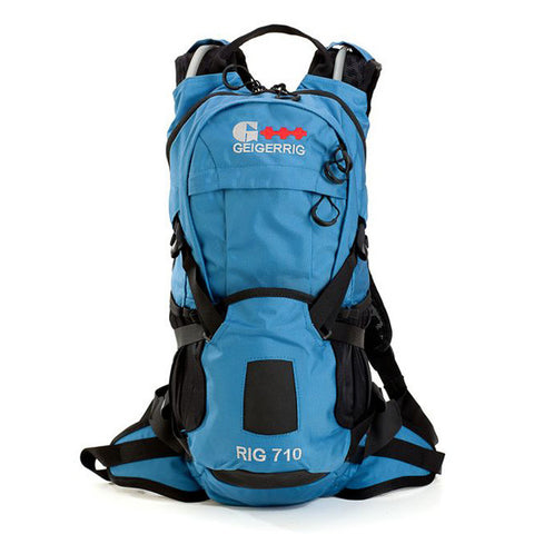 GEIGERRIG Rig 710 Hydration Pack, Blue (G4-710-BL)