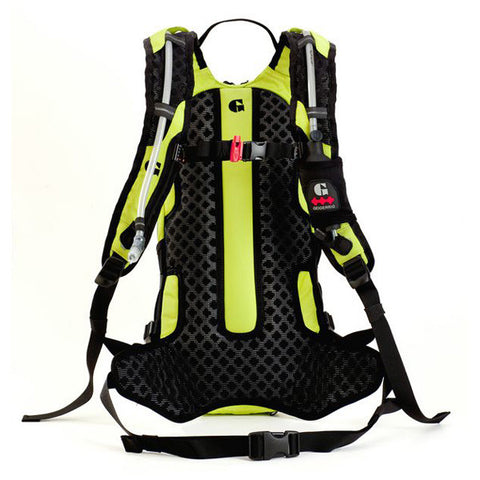 GEIGERRIG Rig 710 Hydration Pack, Citrus (G4-710-CT)