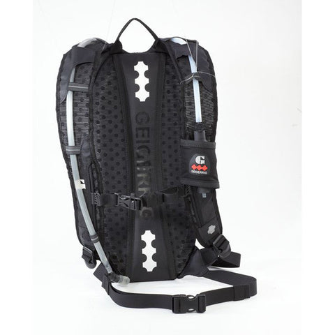 GEIGERRIG Rig Guardian Hydration Pack, Black (G4-GUARDIAN-BK)