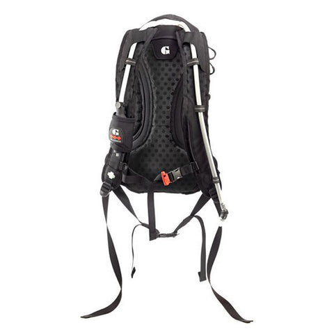 GEIGERRIG Rig Shuttle Hydration Pack, Black (G3-SHUTTLE-BK)