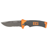 GERBER Bear Grylls Folding Sheath Knife, Serrated Edge (31-000752)