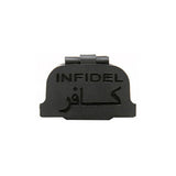 GG&G EOTech Hood and Lens Cover for EOTech EXPS 2-0 & 2-2 w/ FTE Feature (1424FTE)