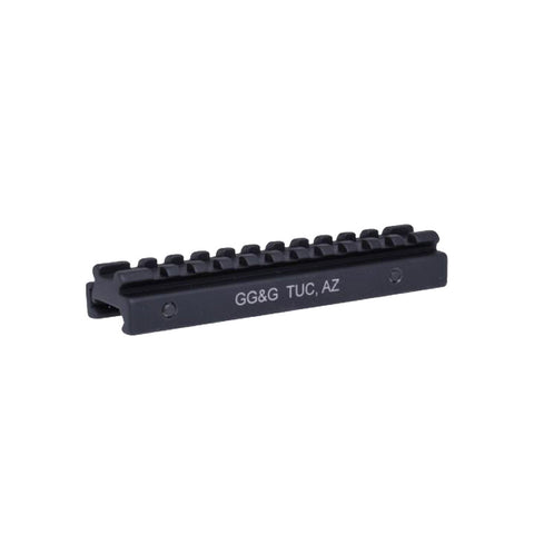GG&G AR15 Standard Length Scope Rail (GGG-1002)