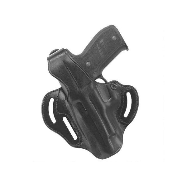 GALCO COP Sig Sauer P229 3 Slot Left Hand Leather Belt Holster (CTS251B)