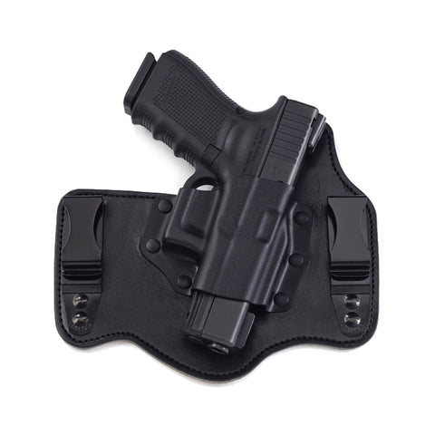 GALCO KingTuk IWB Glock 43 Right Hand Black Holster (KT800B)