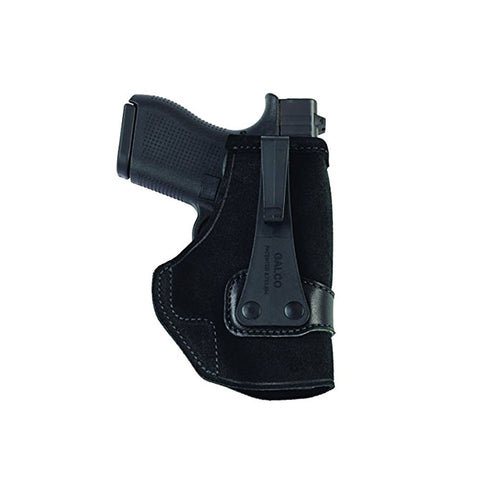 GALCO Tuck-N-Go Glock 43 RH Black Inside The Pant Holster (TUC800B)