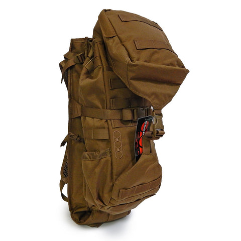 EBERLESTOCK Gunrunner Pack, Coyote Brown (H2MC)