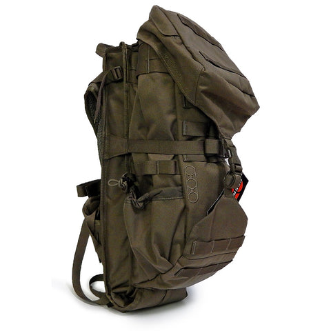 EBERLESTOCK Gunrunner Pack, Military Green (H2MJ)