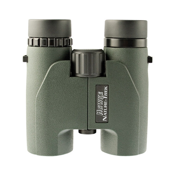 HAWKE Nature-Trek 10x32 Green Binoculars (HA4151)