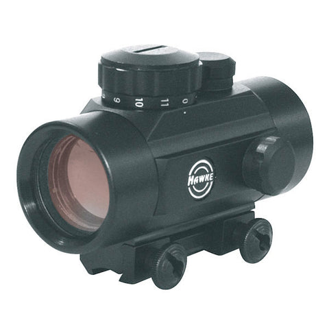 HAWKE Red Dot 1x30M Sight, 5 MOA Reticle, Matte Black (HK3206)