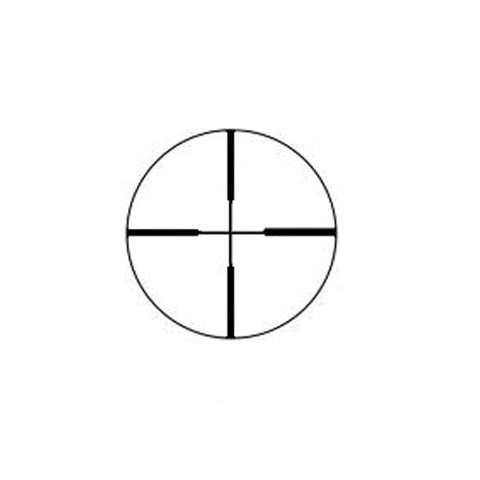 HI-LUX Buck Country 1.5-6x42, Duplex Reticle, Matte Black (BC156X42)