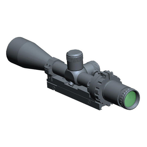 HI-LUX Leatherwood M-1000 Camputer ART 2.5-10x44 Rifle Scope (ART2510X44)