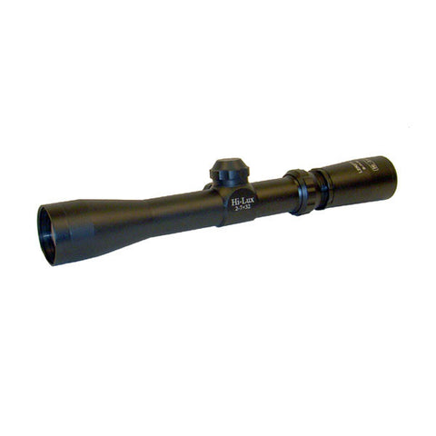 HI-LUX Long Eye Relief Series 2-7x32 Scope, Duplex (LER27X32)
