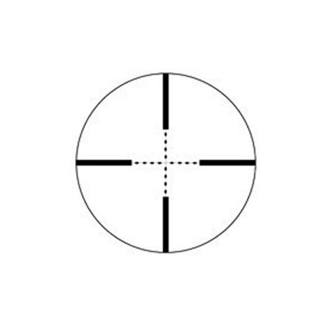 HI-LUX Professional Series 2.5-10x44 Rifle Scope, Mil-Dot Reticle  (PR2510X44MD)
