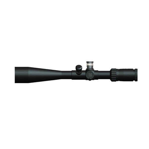 HI-LUX Uni-Dial 7-30x50 Rifle Scope, Mil-Dot Reticle (UD730X50MD)