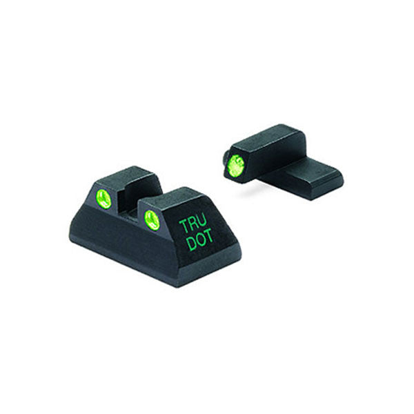 H&K P2000/P2000SK Meprolight Tritium Green/Green Night Sights (702071)