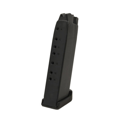 H&K USP Expert 9mm 18 Rd Steel Black Magazine (234656S)