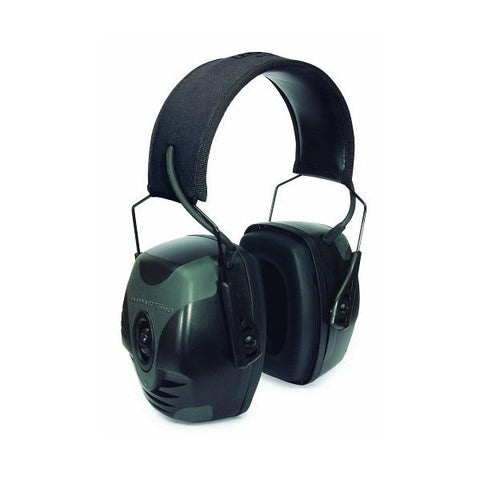 HOWARD LEIGHT Impact Pro Electronic NRR 30 Earmuff, Black (R-01902)