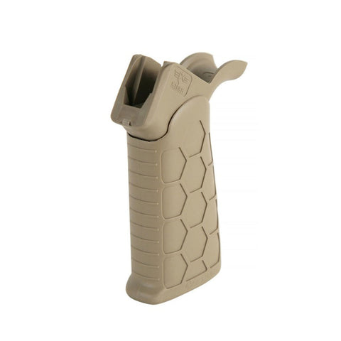 HEXMAG Advanced Tactical AR-15 Flat Dark Earth Grip (HX-ATG-FDE)
