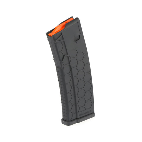 HEXMAG 5.56mm 30rd Gray Magazine (HX30-AR15S2-GRY)