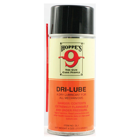 Hoppes No 9 Aerosol Dri-Lube, 4 oz (DL1)