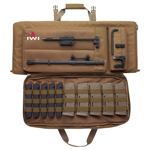 IWI US Tavor Flat Dark Earth Nylon Complete Case (TCC105)